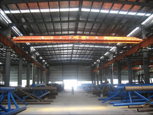 China Electric Overhead Bridge Crane Monorail Workshop Steel Bulding Lifting supplier