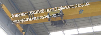 China Europe Hoist Lifting Overhead Cranes for Industrial Steel Structures supplier