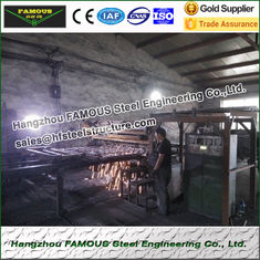 China High Tensile Threaded Bars Ribbed Steel Welded Wire Mesh For Reinforcing supplier