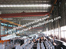 China Easy Installation Industrial Steel Buildings Prefabricated H Lightweight Steel Beams factory
