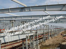 China Multi storey steel framed buildings For Residential Hotel / Office ISO9001:2008 factory