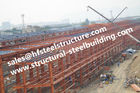 China Structural Steel Hotel Contractor And Industrial Steel Buidings for Warehouse factory