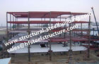 China Residential Building Apartments Builders And Commercial multi storey steel building Contractor factory