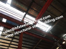 Customize Prefab Industrial Steel Buildings Frame Apartment  / residential steel buildings