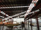 China Industrial Residential Commercial Steel Buildings ,  Prefabricated Steel Buildings factory