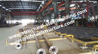 China Monopole Towers And Lattice Towers Steel Pole For Wind Power Plant Production Line factory