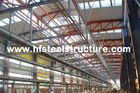 China OEM Sawing, Grinding Industrial Steel Buildings For Textile Factories And Process Plants factory