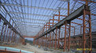 China Prefab Industrial Steel Buildings Design And Fabrication With CE / ISO factory