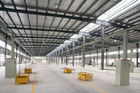 China Portal Frame Industrial Steel Buildings Fabrication With Q235 Q345 Material factory