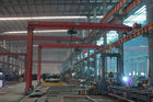 China Prefabricated Light Structural Steel Fabrications Construction Building factory