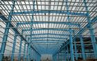 China Hot-Rolled h-Section Industrial Steel Buildings Design And Fabrication factory