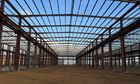 China Hot Dipped Galvanized Industrial Steel Building Engineering Design PKPM , 3D3S , X-steel factory
