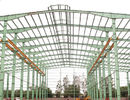 China Professional Industrial Steel Structure Buildings With A Set of Mature System factory