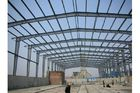 China Large-span Customized Galvanized Structural Steel Fabrications Frame Warehouse factory