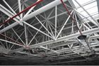 China Prefabricated Light  Structural Steel Fabrications factory