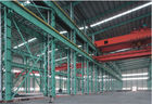 China Prefab House Seismic Proof Light Industrial Steel Workshop Easy Erection factory