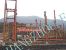 China High Level Structural Pre-engineered Workshop Fabrication Painted Durable Heavy Steel factory