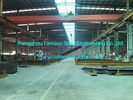 China Pre Engineered Commercial Steel Buildings Q345B H section factory