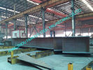 China Metal Industrial Wide Clearspan Shelters Preengineered AISC 80 X 110 factory