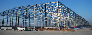 Complete Structural Steel Fabrications For Industrial Steel Building