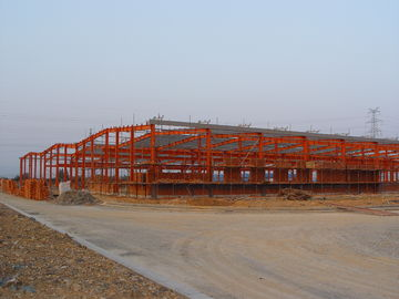 Industrial Structural Steelwork Contracting, Prefabricated Steel Framing Systems