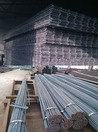 High tensile Reinforcing Steel Rebar / Mesh Prefabricated Buildings Kits
