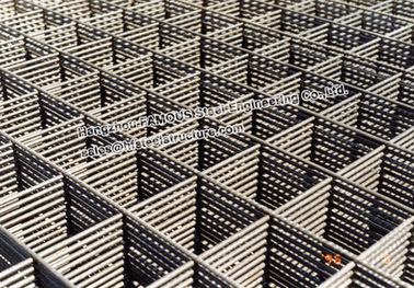 HRB500E Reinforcing Steel Mesh Foundation Construction 12mm - 30mm
