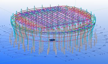 Custom Steel Structural Engineering Designs for Factories, Warehouses and Showrooms