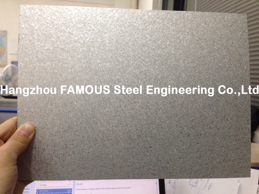 Roof Sheet Galvanized Steel Coil With Anti-corrosion Performance And High-strength
