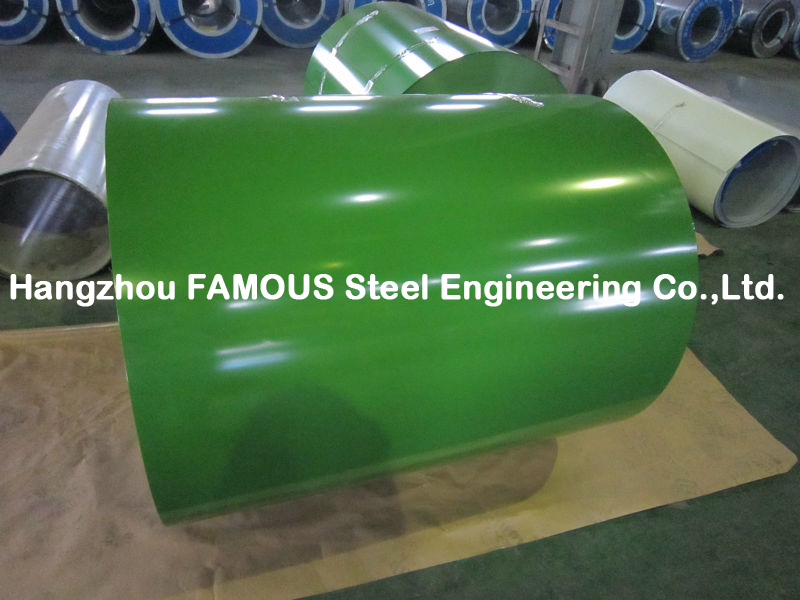 Color Coated Steel Coil JIS ASTM Hot Dipped Galvanized Prepainted Steel Coil