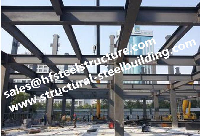 High Demand Of Prefabricated Industrial Multi-storey Steel Building For Apartment
