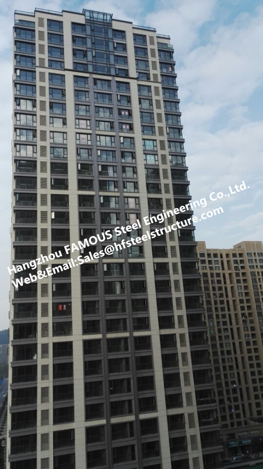 China Supplier Multi-storey Steel Building Strutural Steelworks Fabrication