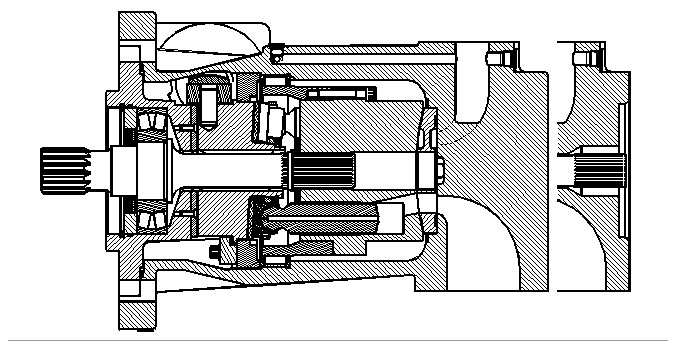 Dansion Honduras P080 series pump P080-06L5C-J2K-00