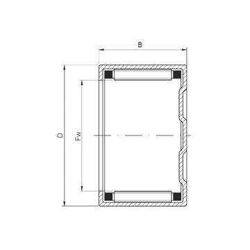 BK162418 CX Cylindrical Roller Bearings