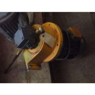 Rexroth Korea-North Hydronorma pumps_1PV2V3-40/12RA01MS100 w/Motor