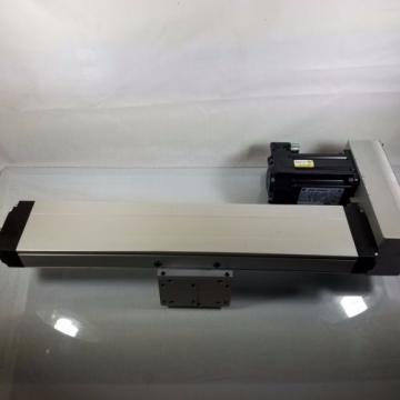 Bosch Haiti Rexroth PK214000 Linear Actuator w/ AB MPL-B320P-MJ72AA Servo Motor
