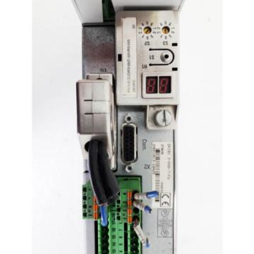REXROTH Ethiopia  INDRAMAT DKC013-040-7-FW WITH FIRMWARE MODULE FWA-ECODR3-SMT-02VRS-MS