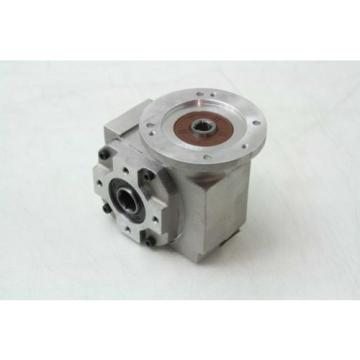 Rexroth Spain  Bosch 3-842-503-065 Worm Gear Reducer 10:1 Ratio / 11mm Shaft Diameter