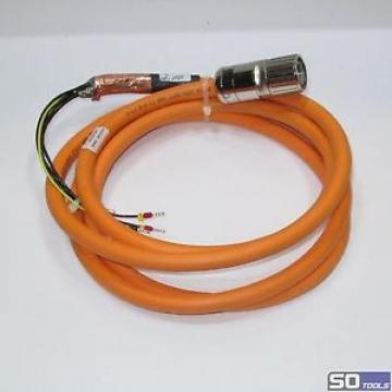 REXROTH Guinea-Bissau RKL4302/0050 R911310648/39 Länge: 2,0 m Kabel Motorkabel #GR-1107-3