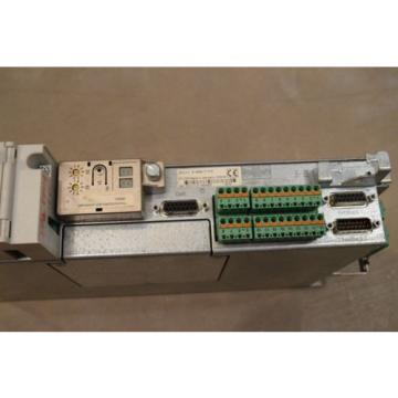 REXROTH WesternSahara INDRAMAT DKC113-040-7-FW WITH FIRMWARE MODULE FWA-ECODR3-SMT-02VRS-MS