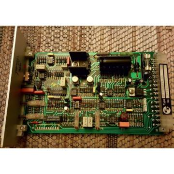 REXROTH Kenya PROP AMPLIFIER CONTROL CARD VT5001S21 R5