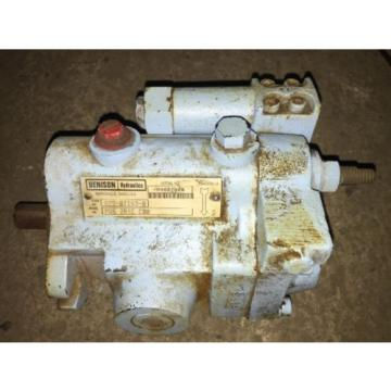Denison Croatia  Hydraulics 029-07149-0 Model PV6 2R1C C00 Hydraulic Pump