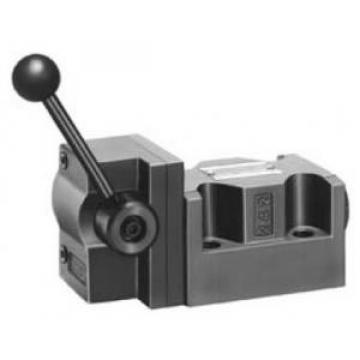 DMT-03-3D12A-50 Manually Operated Directional Valves