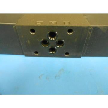Denison WesternSahara Hydraulic Valve A4D01 3203 0302 B1 W0128