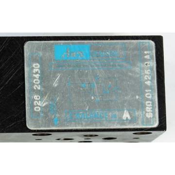 origin Iceland 026-20430 Abex Denison Valve Block SRD014250A1