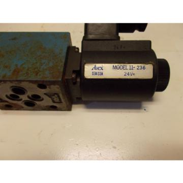 Denison Faroe Islands  3D01-35-107-05-01-00A1 Hydraulic Directional Valve D03 240V