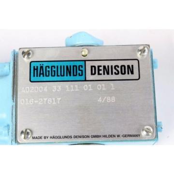 origin erde 016-27817-0 Denison Valve AD2D043311101011