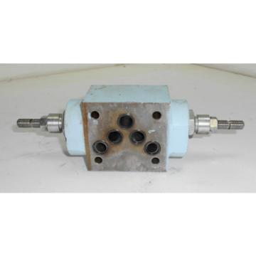Hagglunds Liberia  Denison Proportional Hydraulic Directional Control Valve 026-273965