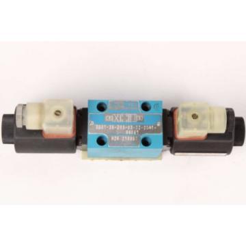 origin DominicanRepublic 026-21095T Abex Denison Hydraulic Valve Model 3D01-35-203-03-02-00A1-06551