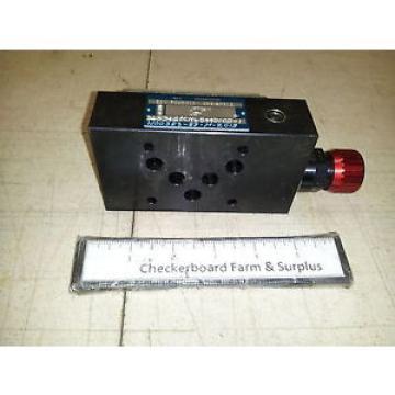 NOS Gobon Denison Hydraulic Pressure Relief Valve ZDV P025H0B1 098-90802 D6HT